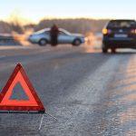 В Боровичах после столкновения с иномаркой вылетел на дорогу и перевернулся ВАЗ-2110