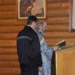 В Боровичах в уголовно-исправительной инспекции открылась часовня