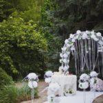 Свадебный декор для разного времени года